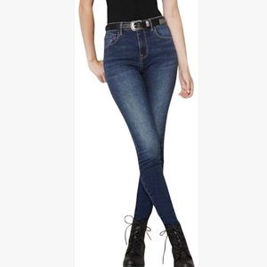 PacSun Skinniest Hi Rise Med Wash Jeans-26x28
